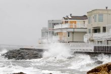 New York and New Jersey prepared for Hurricane Sandy