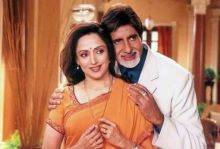 A still from Baghban