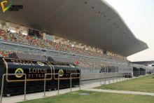 Get ready for some over the edge action as F1 returns to India
