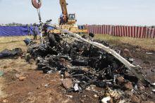 Goa chopper crash
