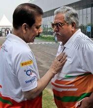 Subroto Roy, Vijay Mallya