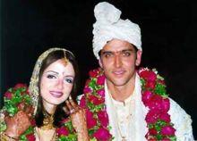 Hrithik Roshan Suzzanne Khan