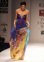 Wills Lifestyle India Fashion Week 2012