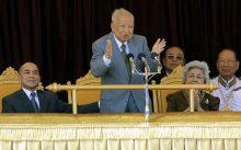 Norodom Sihanouk dies