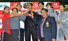 All India Police boxers