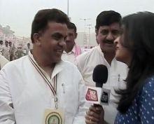 Congress leader Sanjay Nirupam