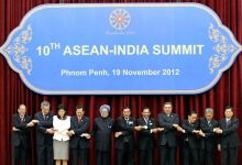 ASEAN leaders pose for photographers