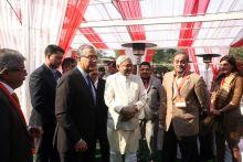 Agenda Aaj Tak 2012, Aroon Purie, Nitish Kumar