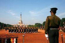 President's Bodyguard at Rashtrapati Bhavan