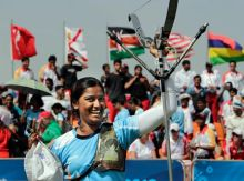 Deepika Kumari leads a disappointing performance from archers.