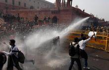 Protests over Delhi gangrape