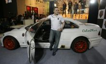 Gautam Hari Singhania unveils India's first drift car