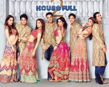 Movie still of Housefull 2