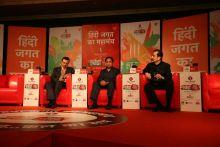 Sanjiv Goenka, Kamal Nath and Subrata Roy