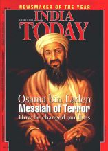 Newsmaker Of The Year - Osama bin Laden: Messiah Of Terror - How He Changed Our Lives