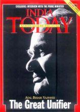 Newsmaker Of The Year: Atal Bihari Vajpayee - The Great Unifier