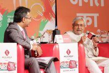 Nitish Kumar, Agenda Aaj Tak 2012