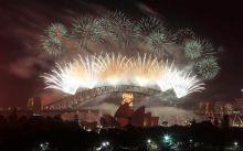 New Year 2013 celebrations