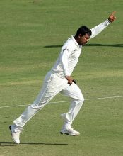 Pragyan Ojha impresses in a series of disappointment and disaster.