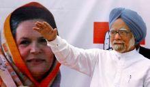 Prime Minister Manmohan Singh, Sonia Gandhi