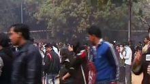 Delhi gangrape protests