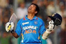 Sachin Tendulkar's 100th 100 during the Asia Cup.