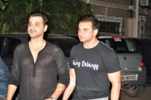 Sanjay Kapoor and Sohail Khan
