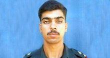 Kargil War hero Captain Saurabh Kalia