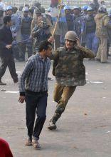 Delhi says no to gangrape