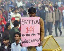Delhi united over gangrape