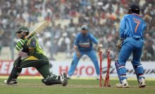 India vs Pakistan, 2nd ODI, Kolkata: The match in pictures