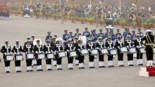 Beating Retreat ceremony, Rashtrapati Bhavan, Vijay Chowk, New Delhi