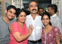 Suspended IPS officer Sanjiv Bhatt