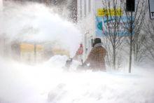 Massive snow storm blankets US