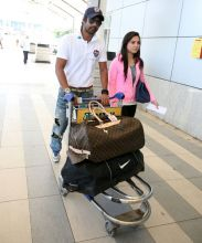 From left: Shabbir Ahluwalia and Kanchi Kaul