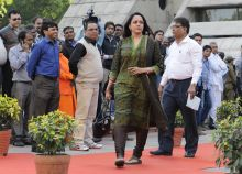 Hema Malini, BJP National Executive Meeting, New Delhi