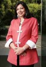 Kiran Mazumdar Shaw, Chairman and MD, Biocon