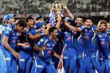 IPL 6 trophy, Mumbai Indians, ipl 6, Kolkata