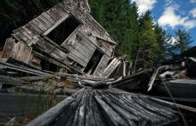 Ghost town of British Columbia