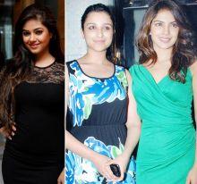 Meera, Parineeti and Priyanka Chopra