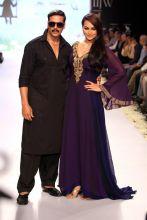 Akshay Kumar and Sonakshi Sinha