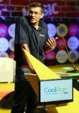 Dhruv Shringi at India Today Mind Rocks Youth Summit 2013