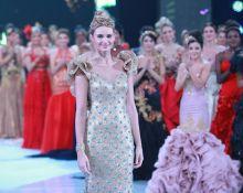 Miss Italy Sarah Baderna