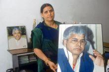 Lalu Yadav, Rabri Devi