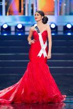 Miss Universe 2013, Evening wear round