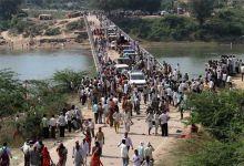 Madhya Pradesh temple stampede