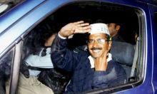 Arvind Kejriwal and his AAP army
