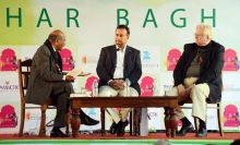 Husain Haqqani, Robert Blackwill, Shyam Saran