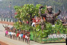The Chhattisgarh Tableau
