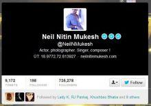 Crazy Twitter photos on Neil Nitin Mukesh